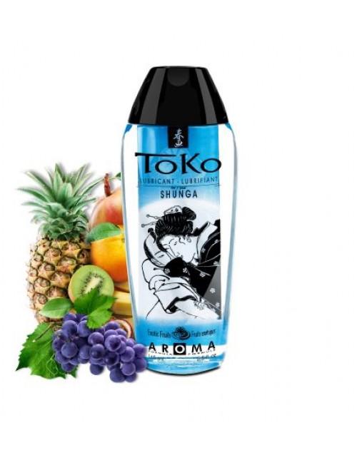 водоразтворим лубрикант TOKO AROMA EXOTIC FRUITS (165мл)