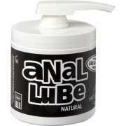 Anal Lube Natural 127gr