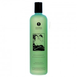 BATH & SHOWER GEL SENSUAL MINT 500ML
