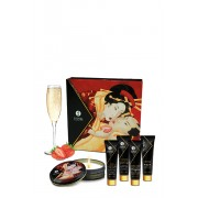 Комплект GEISHAS SECRET KIT STRAWBERRY WINE