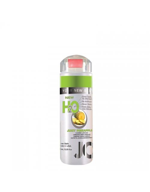 Водоразтворим лубрикант с вкус на ананас 150мл JO H2O LUBRICANT JUICY PINEAPPLE
