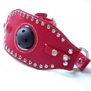 Ball gag with mask