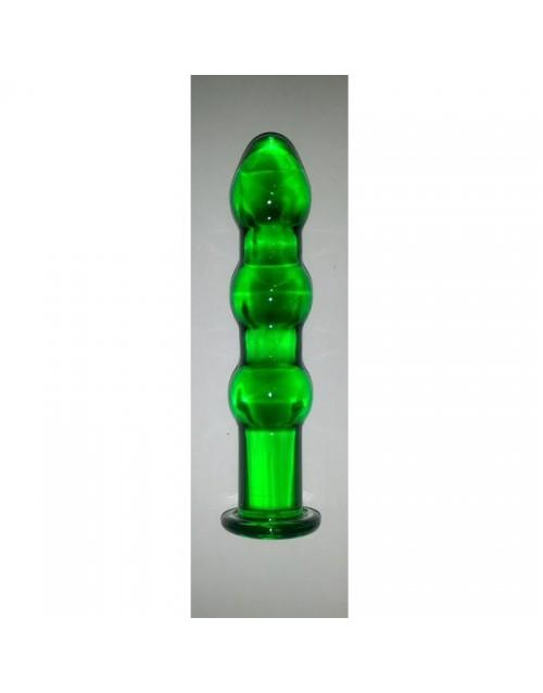 Стъклен стимулатор THE LITTLE GREEN PRINCE