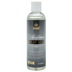 Vibratissimo Play Gel anal, 250 ml