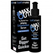 Крем за уголемяване на пениса Bathmate MaxOut
