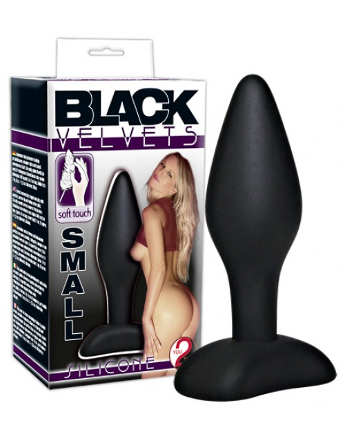 Анален плуг Black Velvets Small