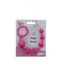 Анална броеница HEART