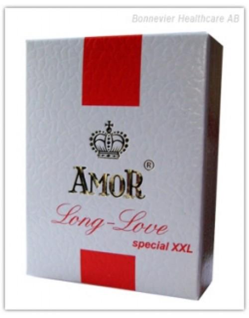 Презервативи Amor Long Love Special XXL