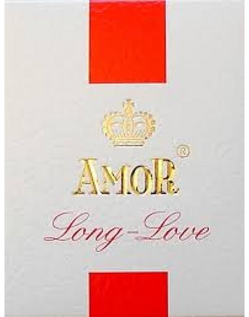 Презерватвиви Амор Long love