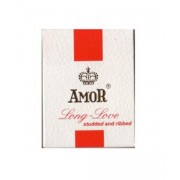 Amor LongLove ribbed and studded