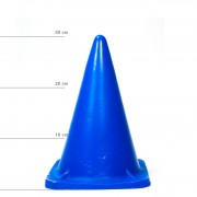 Plug XXL X-MAN TRAFFIC 30 см Blue