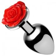Анален плуг роза