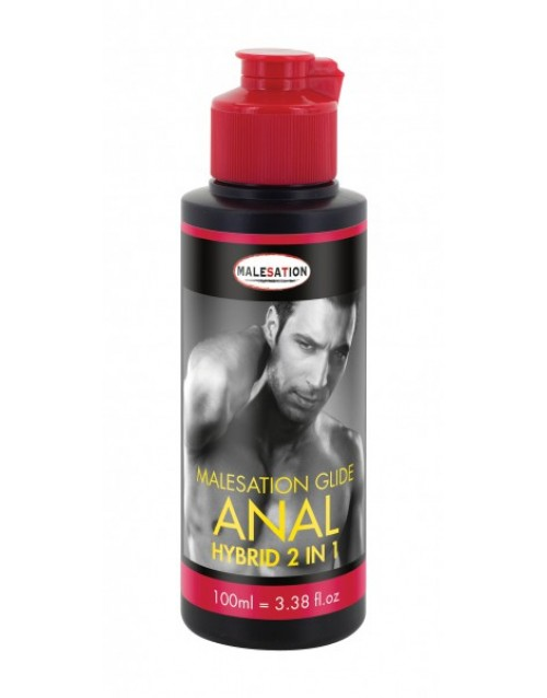 Анален лубрикант Anal Hybrid (water based) 100ml