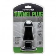 Анален тунел 18 см - черен