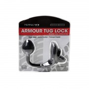 Armour Tug Lock - Black
