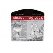 Armour Tug Lock - Clear