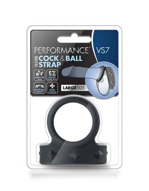 Пенис пръстен PERFORMANCE VS7 голям