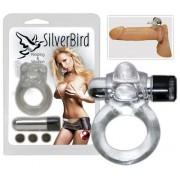 Вибриращ пръстен Silver Bird