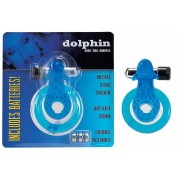 Пенис ринг Cock & Ball Harness Dolphin blue