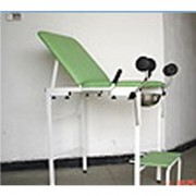 Gynecological examination chair detachable