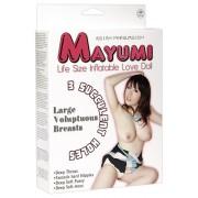 Надуваема кукла Mayumi
