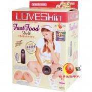 Кукла - Fast Food - Loveskin
