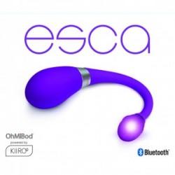 Универсален стимулатор Ohmibod Esca by Kiiroo Purple