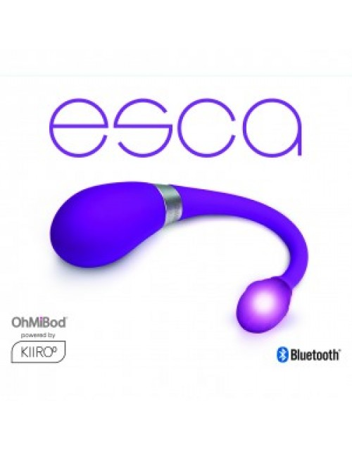 Универсален стимулатор Ohmibod Esca by Kiiroo Purple