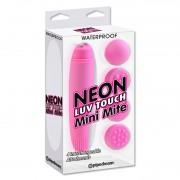 Масажьор Neon Luv Touch Mini Mite Розов